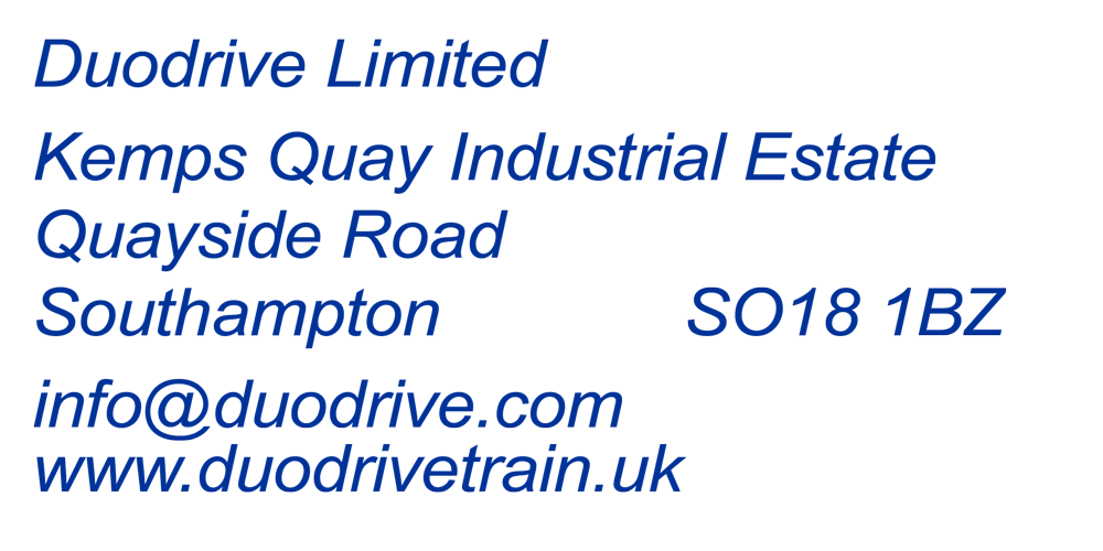 Duodrive Address